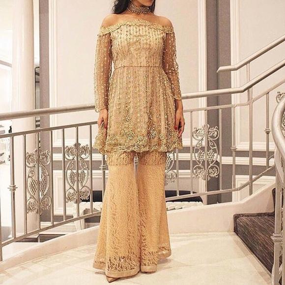 ee14978e29 Dresses | Off Shoulder Indian Outfit | Poshmark
